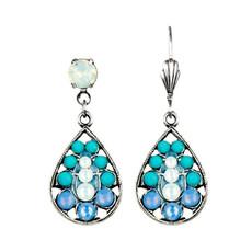 Anne Koplik Heavenly Blue Katerina Earrings