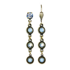 Anne Koplik Heavenly Blue Paris Earrings