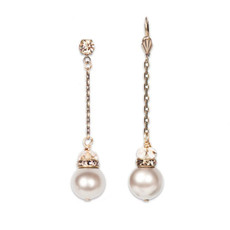 Anne Koplik Hint of Present and Future Earrings