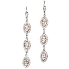 Anne Koplik Magical Moonlight Crystal Earrings