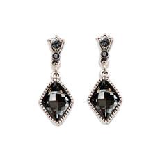 Anne Koplik Marquise Drop Earrings