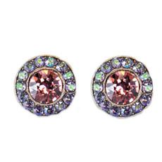 Anne Koplik Paradise Blush Stud Earrings