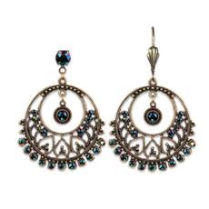 Anne Koplik Romantic Safari Earrings