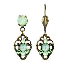 Anne Koplik Rua Green Isle Earrings