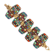 Multi bright Fancy  Bracelet