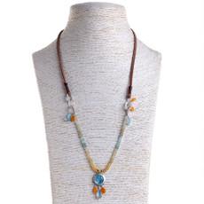 Nava Zahavi Silver Slendid Necklace