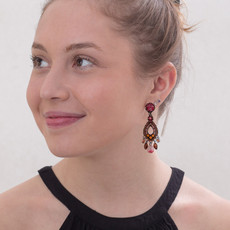 Ayala Bar Secret Cave Tulip Earrings