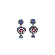 Ayala Bar Coral Reef Clownfish Earrings