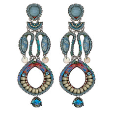 Ayala Bar Blue Skies Morning Dew Earrings