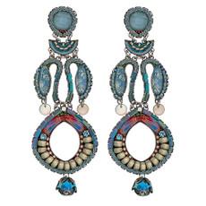 Ayala Bar Blue Skies Morning Dew Earrings