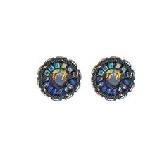 Ayala Bar Maui Rock Cute as a Button Earrings