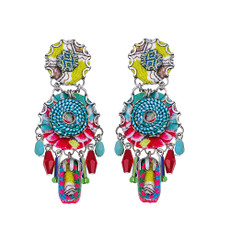 Ayala Bar Shell Beach Margarita Earrings