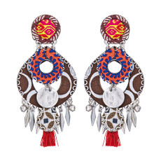 Ayala Bar Treasure Island Casino Royal Earrings