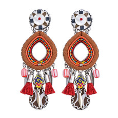 Ayala Bar Treasure Island Wild Child Earrings