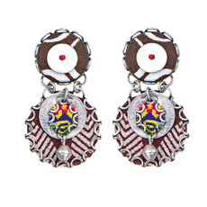 Ayala Bar Treasure Island Shipwreck Earrings