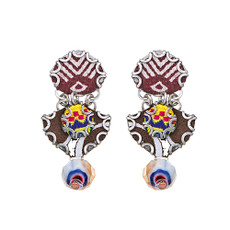 Ayala Bar Treasure Island Free Spirit Earrings