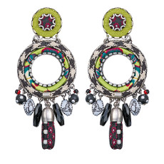 Ayala Bar Ethereal Spirit Athena Earrings