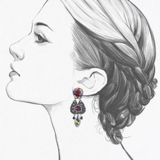 Ayala Bar Ethereal Spirit Lovestruck Earrings