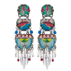 Ayala Bar Clear Coast Nirvana Earrings