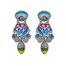 Ayala Bar Clear Coast Ambiance Earrings
