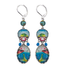 Ayala Bar Clear Coast Reef Earrings