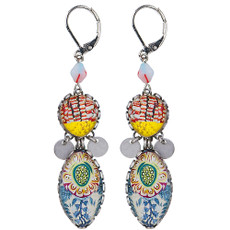 Ayala Bar Silent Dream Pink Sand Dune Earrings