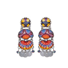 Ayala Bar Soul Voyage Celestial Sunrise Earrings