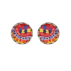 Ayala Bar Soul Voyage Cute as a Button Earrings
