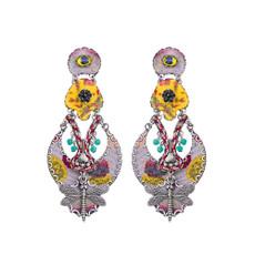 Ayala Bar Dotty Post Earrings