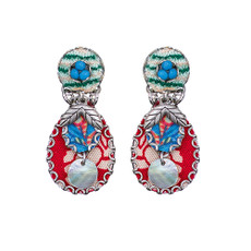 Ayala Bar Dutch Tulips Earrings