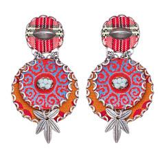 Ayala Bar Orange Sherbet Post Earrings