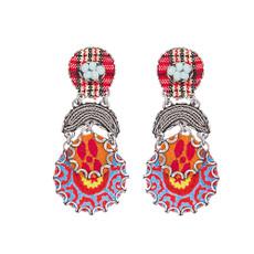 Ayala Bar Orange Sherbet Earrings