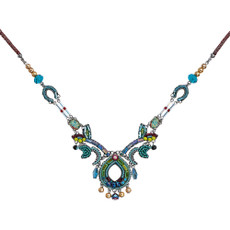 Ayala Bar Turquoise Crown Tango Necklace