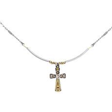 Ayala Bar Ayala Bar Classic Faith Cross Gold