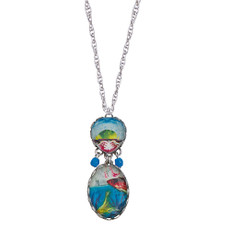 Ayala Bar Clear Coast Reef Pendant