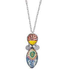 Ayala Bar Silent Dream Sunflower Pendant