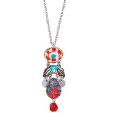 Ayala Bar Afro-Desia Beach Ball Pendant