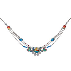 Ayala Bar Clear Coast Sea Cave Necklace