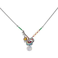 Ayala Bar Silent Dream Goodnight Kiss Necklace