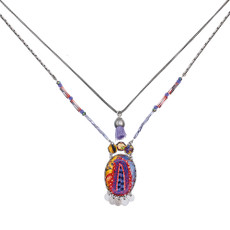 Ayala Bar Soul Voyage Heartbeat Necklace