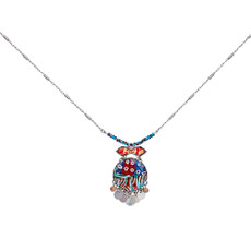 Ayala Bar Afro-Desia Blurred Lines Necklace