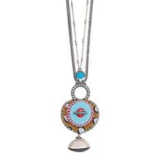 Ayala Bar Navajo Long and Layered Necklace
