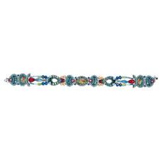 Ayala Bar Turquoise Crown Magnet Clasp Bracelet