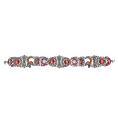 Ayala Bar Carribean Island Magnet Clasp Bracelet