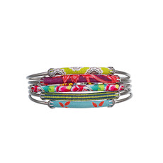 Ayala Bar Shell Beach Bangle Bracelets