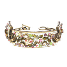 Michal Golan Pearl Blossom Gypsophila Bracelet