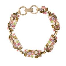 Michal Golan Pearl Blossom Gypsophila Garden Bracelet