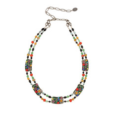 Michal Golan Midsummer Bar Necklace