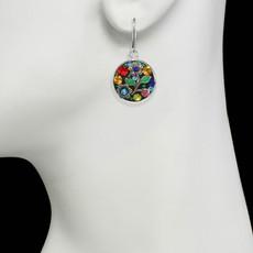 Michal Golan Midsummer Circle Dangling Earrings
