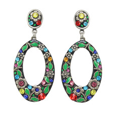 Michal Golan Midsummer Hoop Earrings